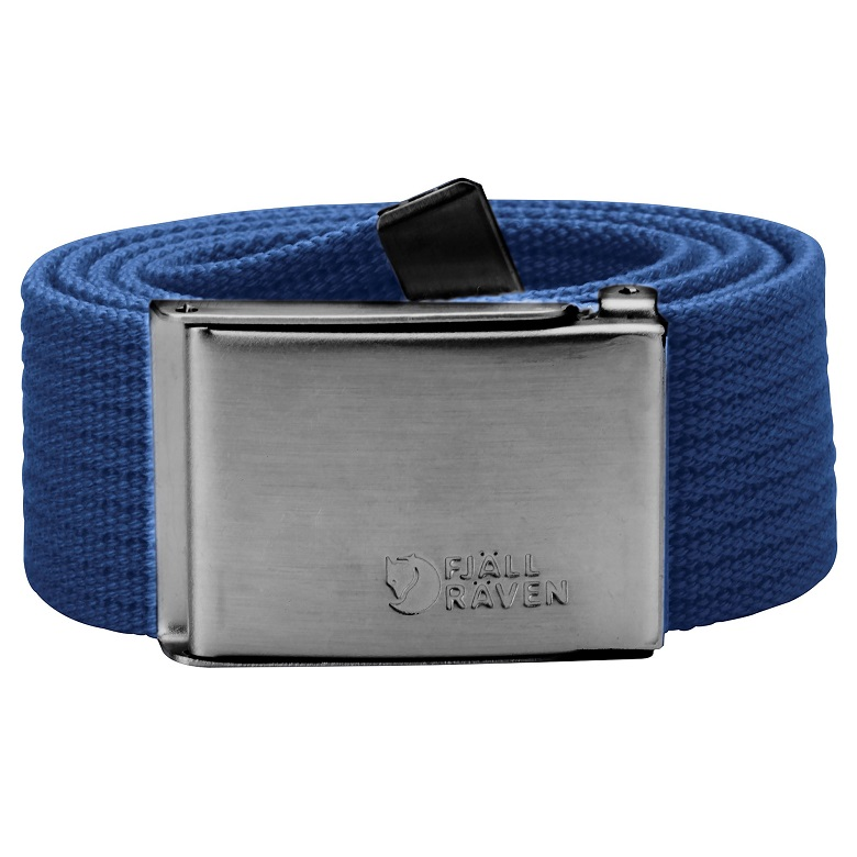 "Fjaellraven ""Canvas Belt"" - deep blue"