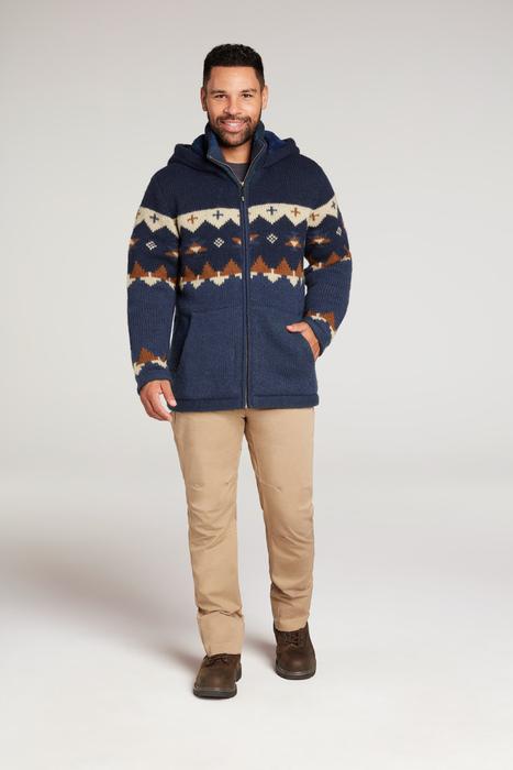 "Sherpa ""Kirtipur Endless Knot Sweater"" - rathee"