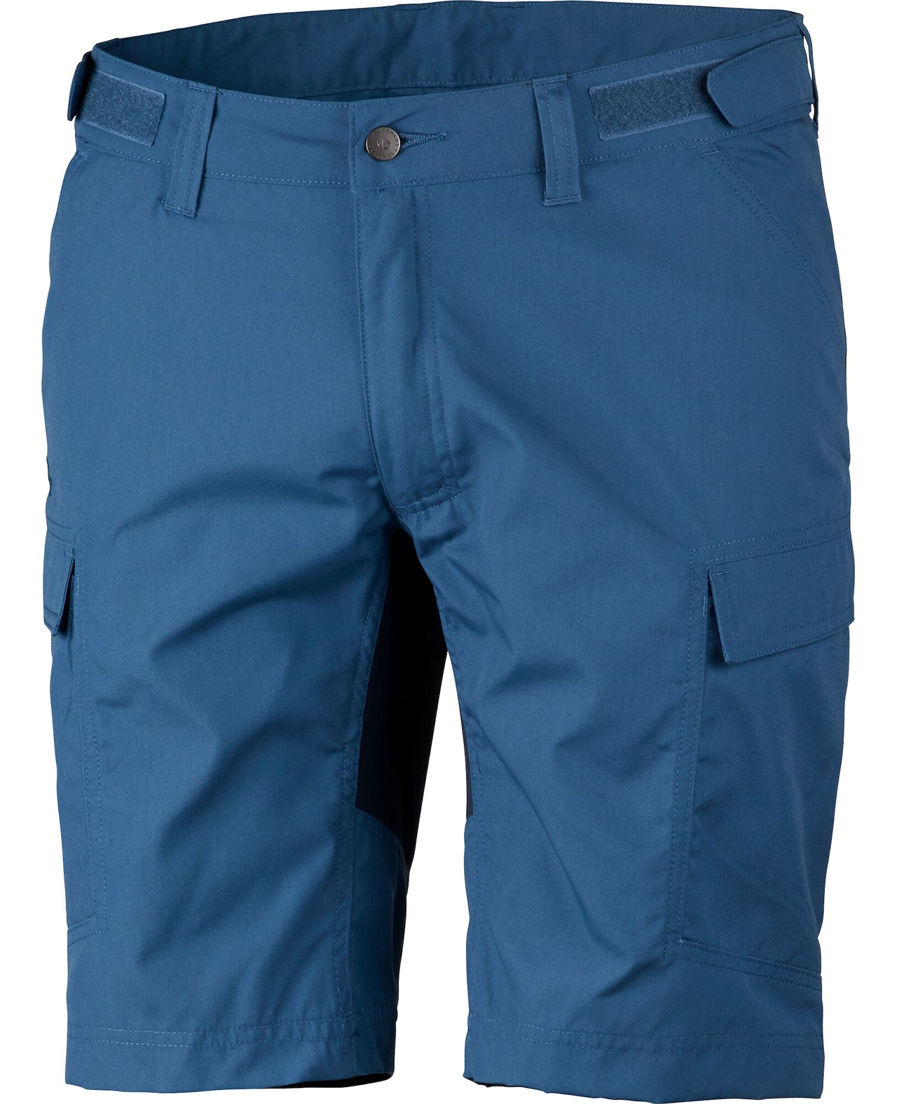"Lundhags ""Vanner Ms Shorts""- azure/ deep blue"