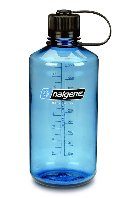 "Nalgene ""Everyday Enghals 1L"" - slate blue"