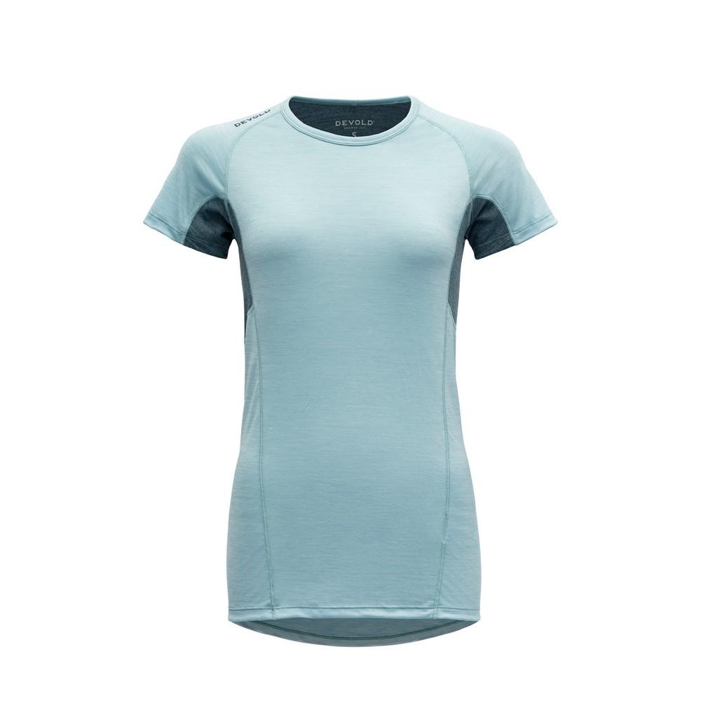 "Devold ""Running Woman T-Shirt"" - cameo"