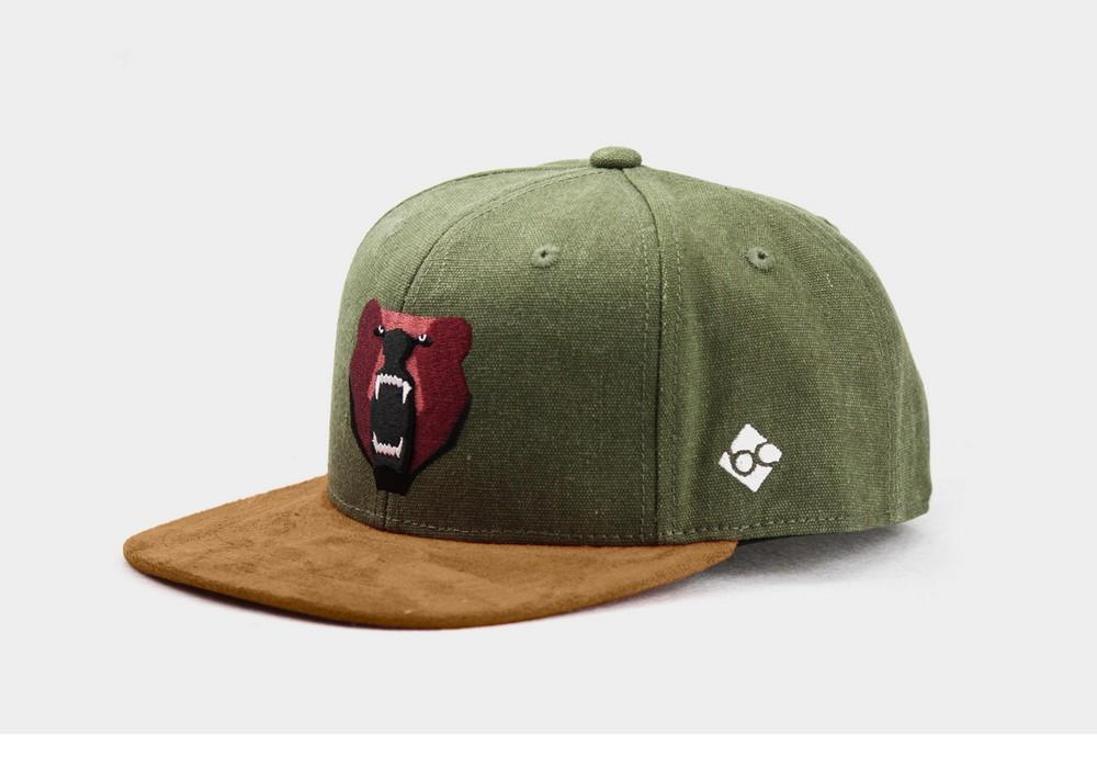 """Bavarian Caps """"Waldbär"""""""
