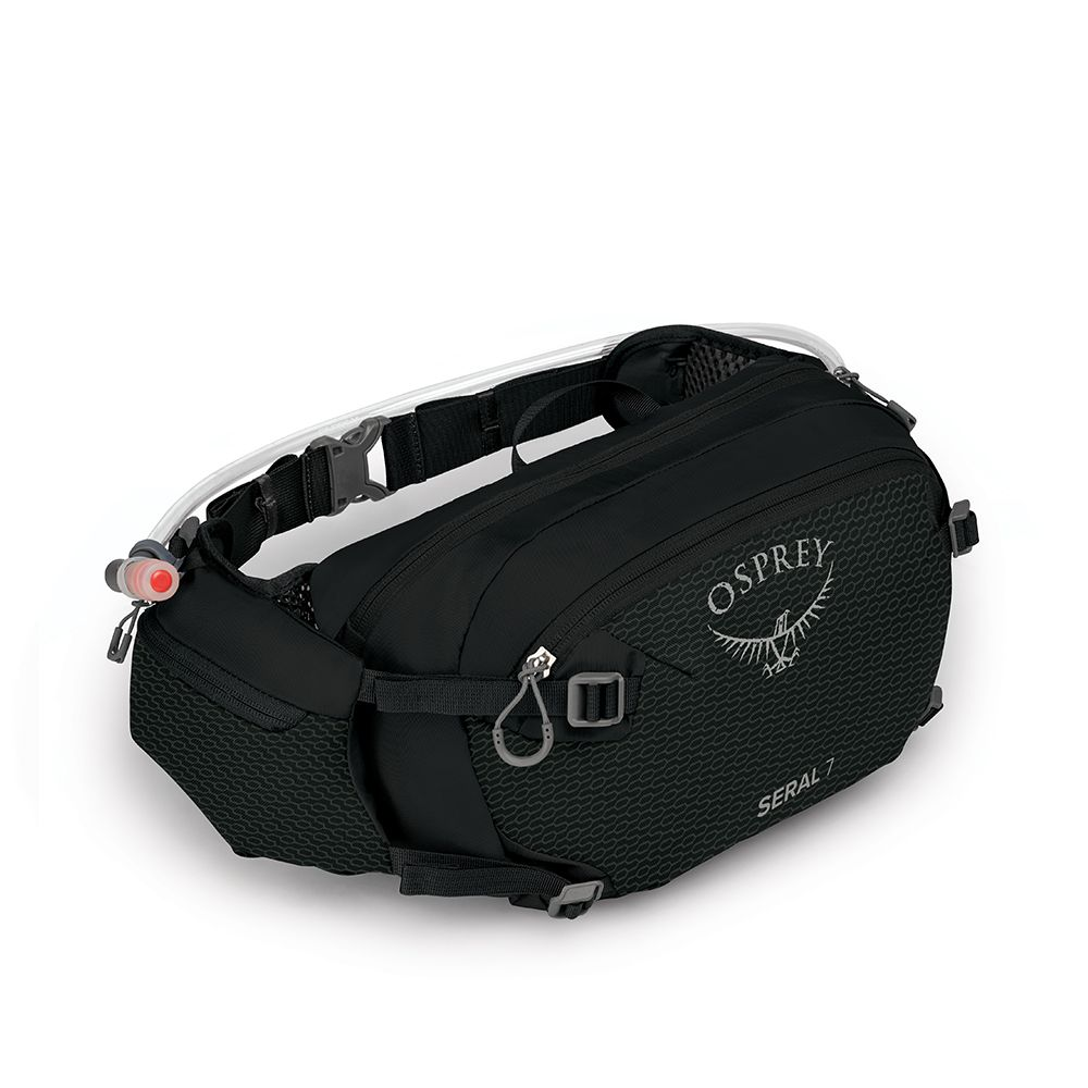 "Osprey ""Seral 7"" - black"