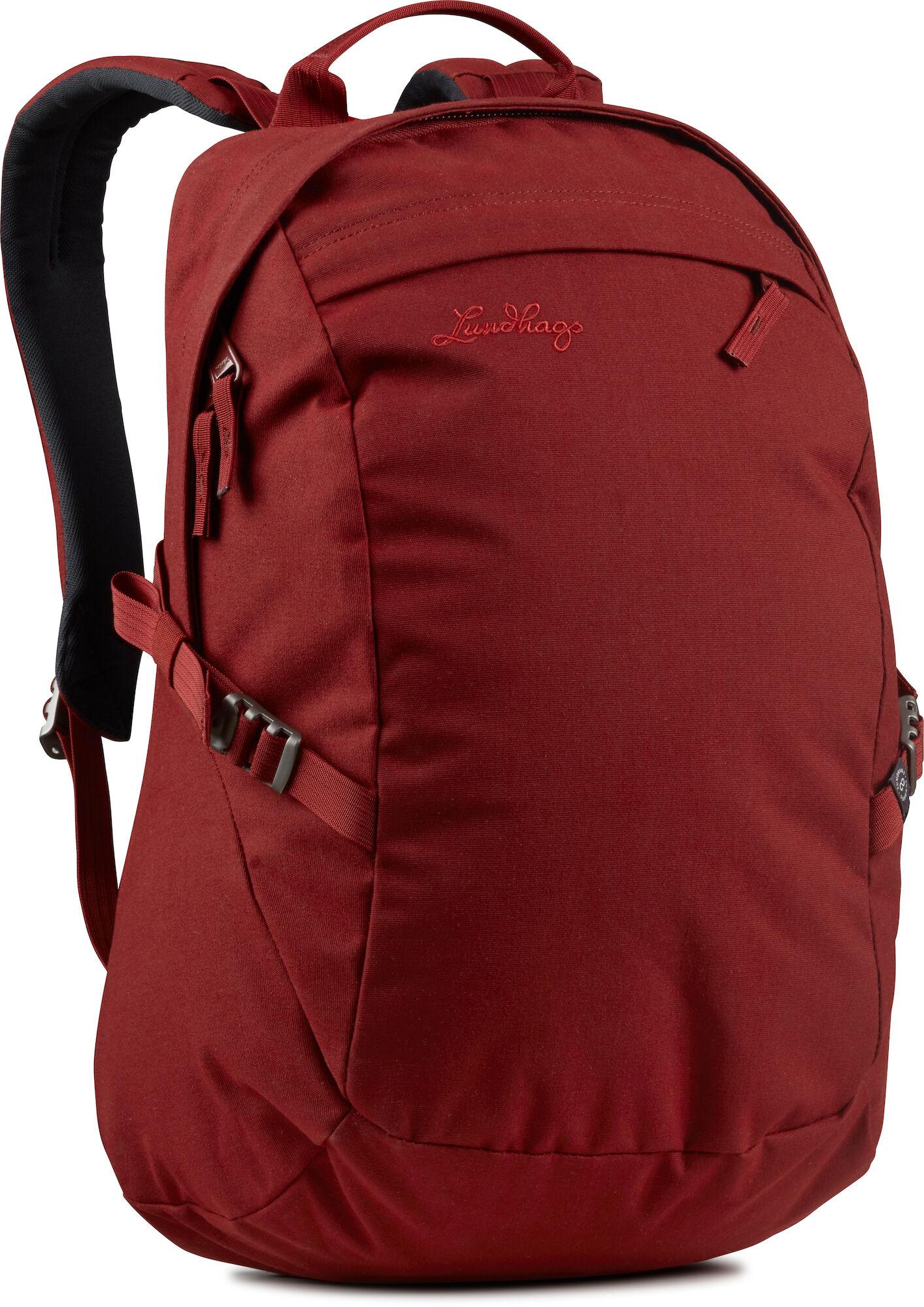 """Lundhags """"Baxen 16"""" - dark red"""