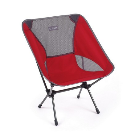 "Helinox ""Chair One"" - scarlet/ iron grey"