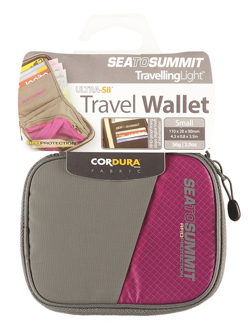 "Sea to Summit ""Travel Wallet RFID Small"" - berry"
