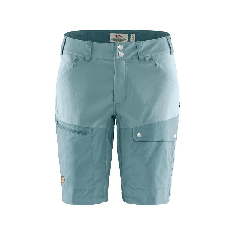 """Fjällräven """"Abisko Midsummer Shorts W"""" - mineral blue"""
