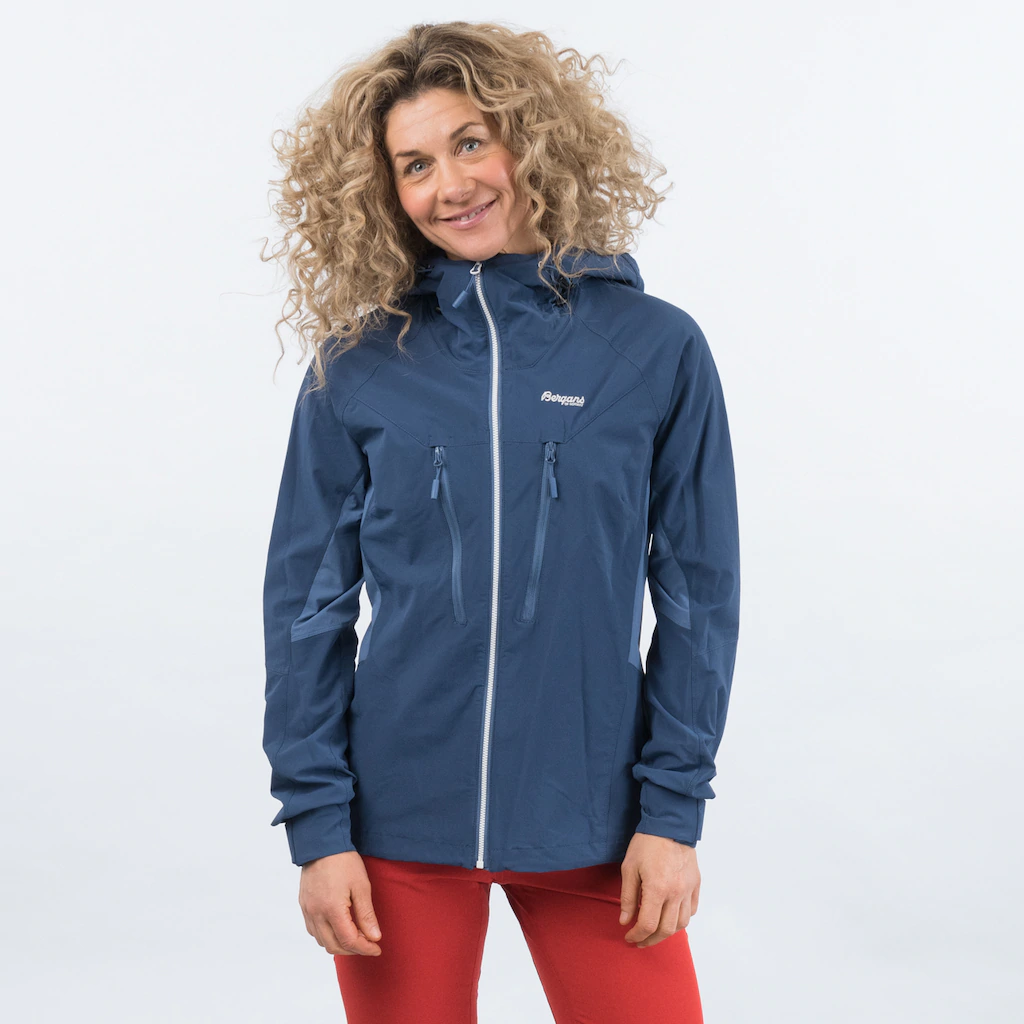 "Bergans ""Cecilie Mountain Softshell Jacket"""