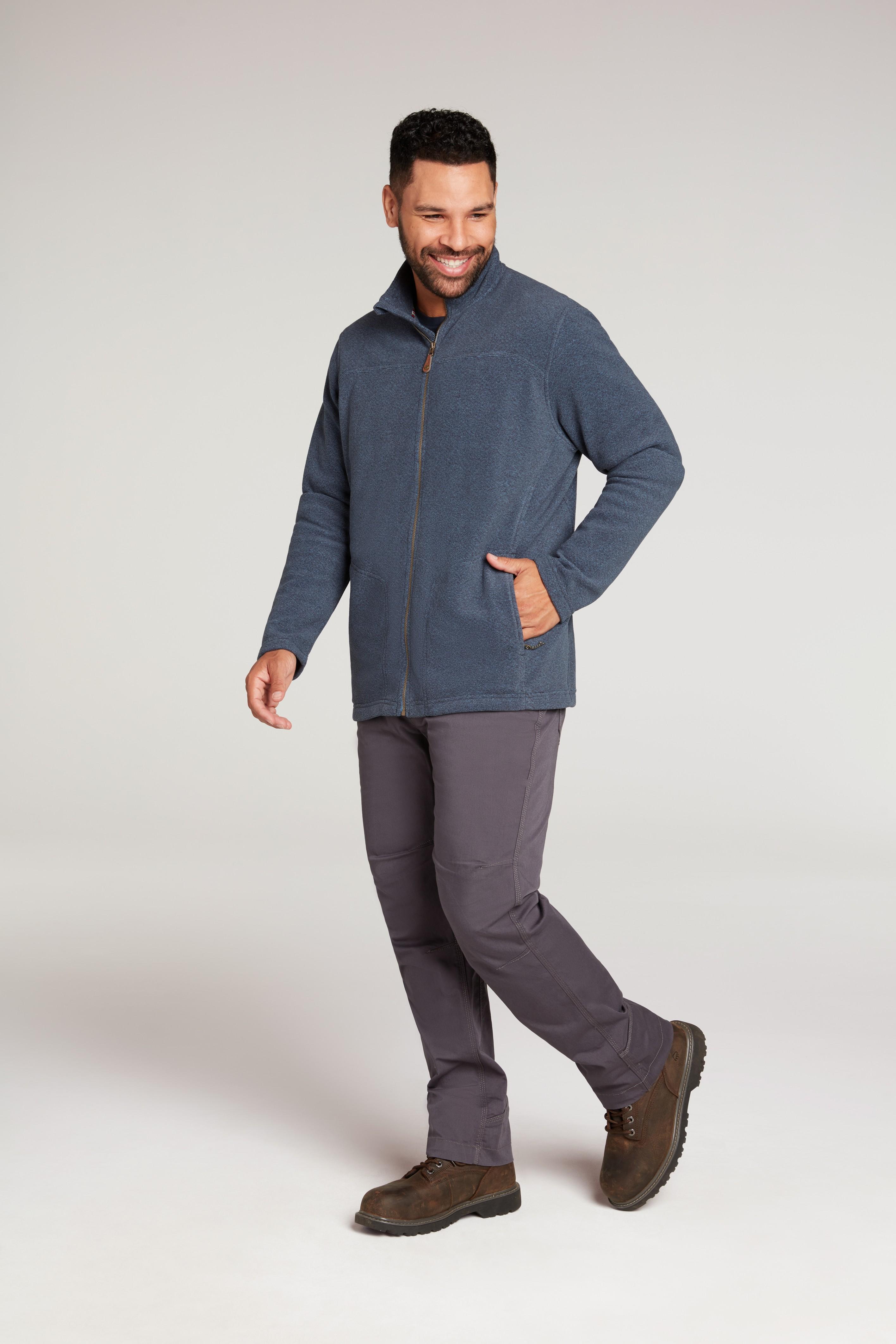 """Sherpa """"Rolpa Jacket"""" - neelo blue"""