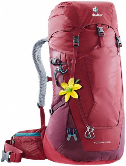 "Deuter ""Futura 24 SL"" - berry"
