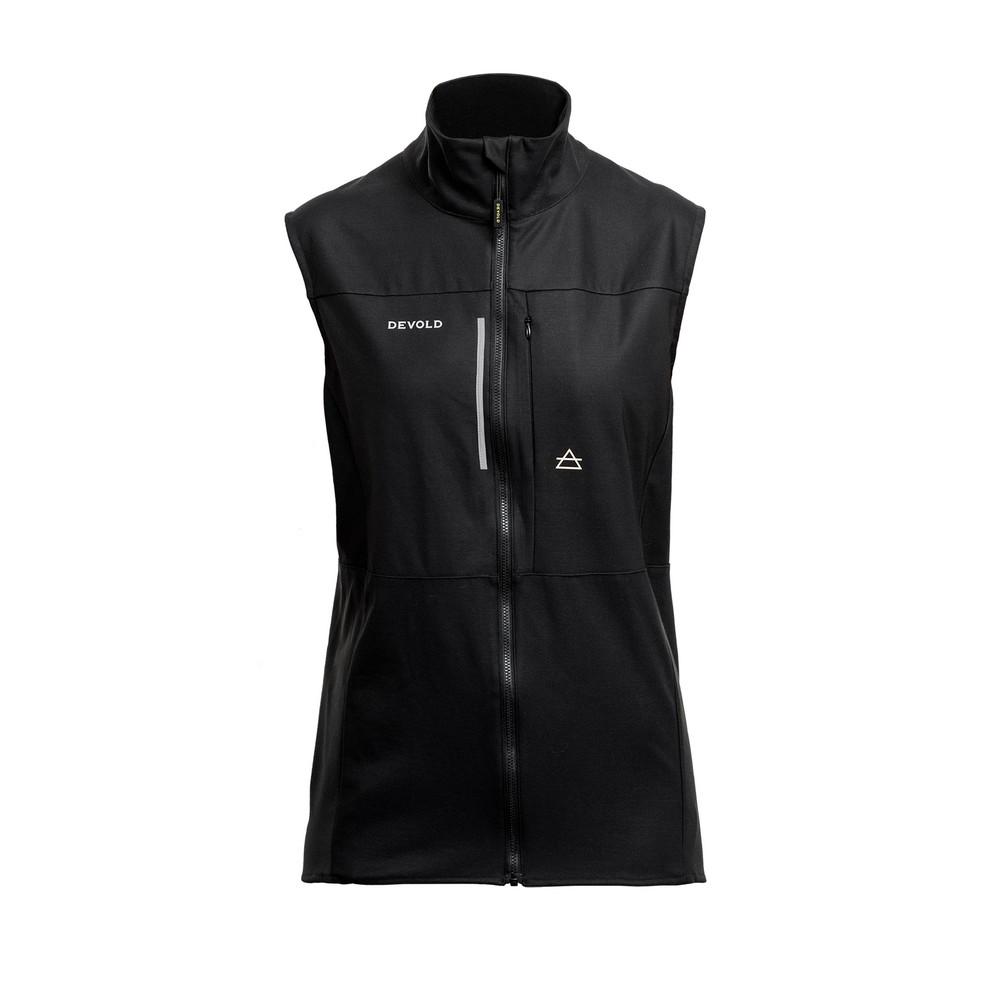 "Devold ""Running Woman Vest"" - black"