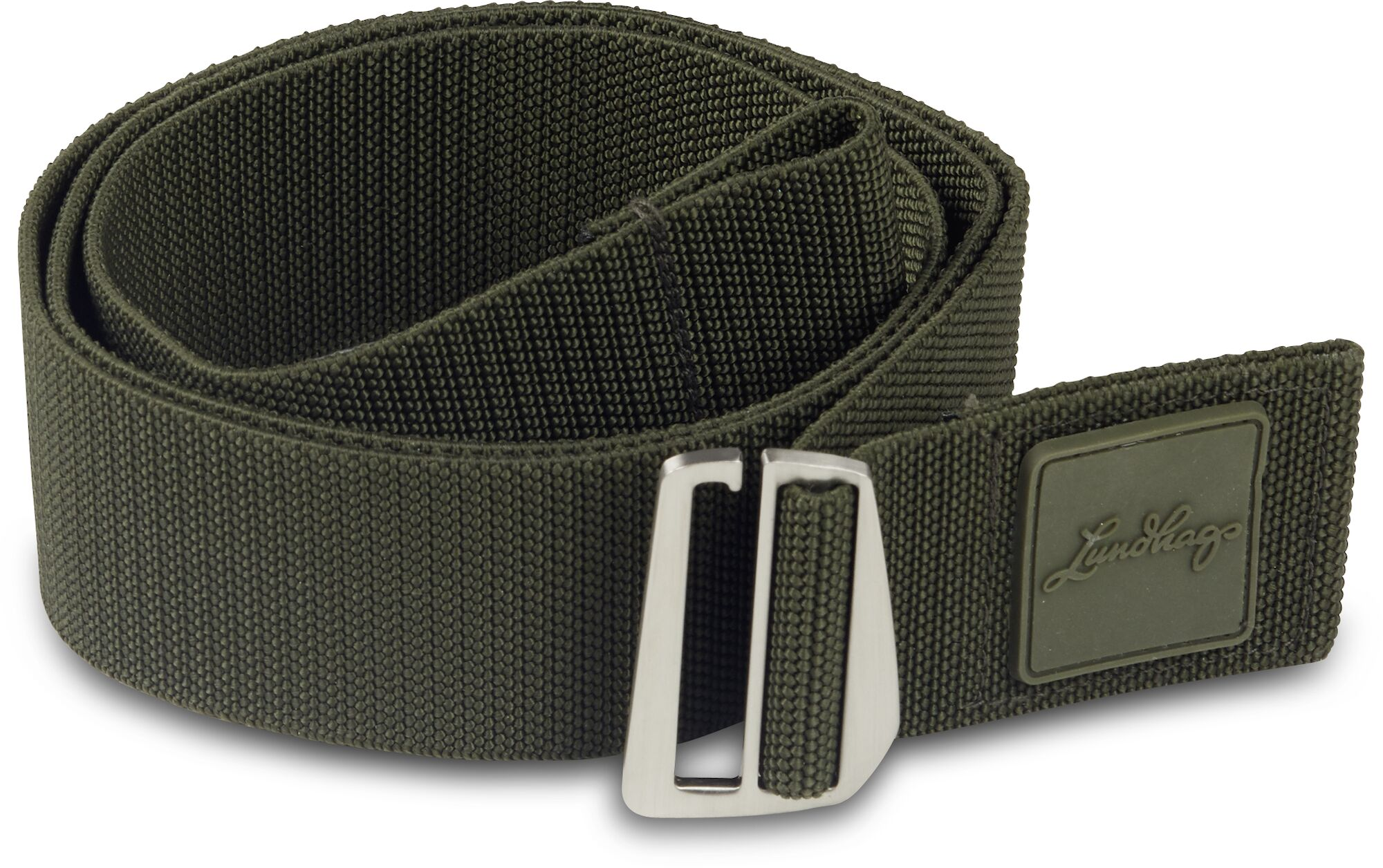 "Lundhags ""Elastic Belt"" - forest green"