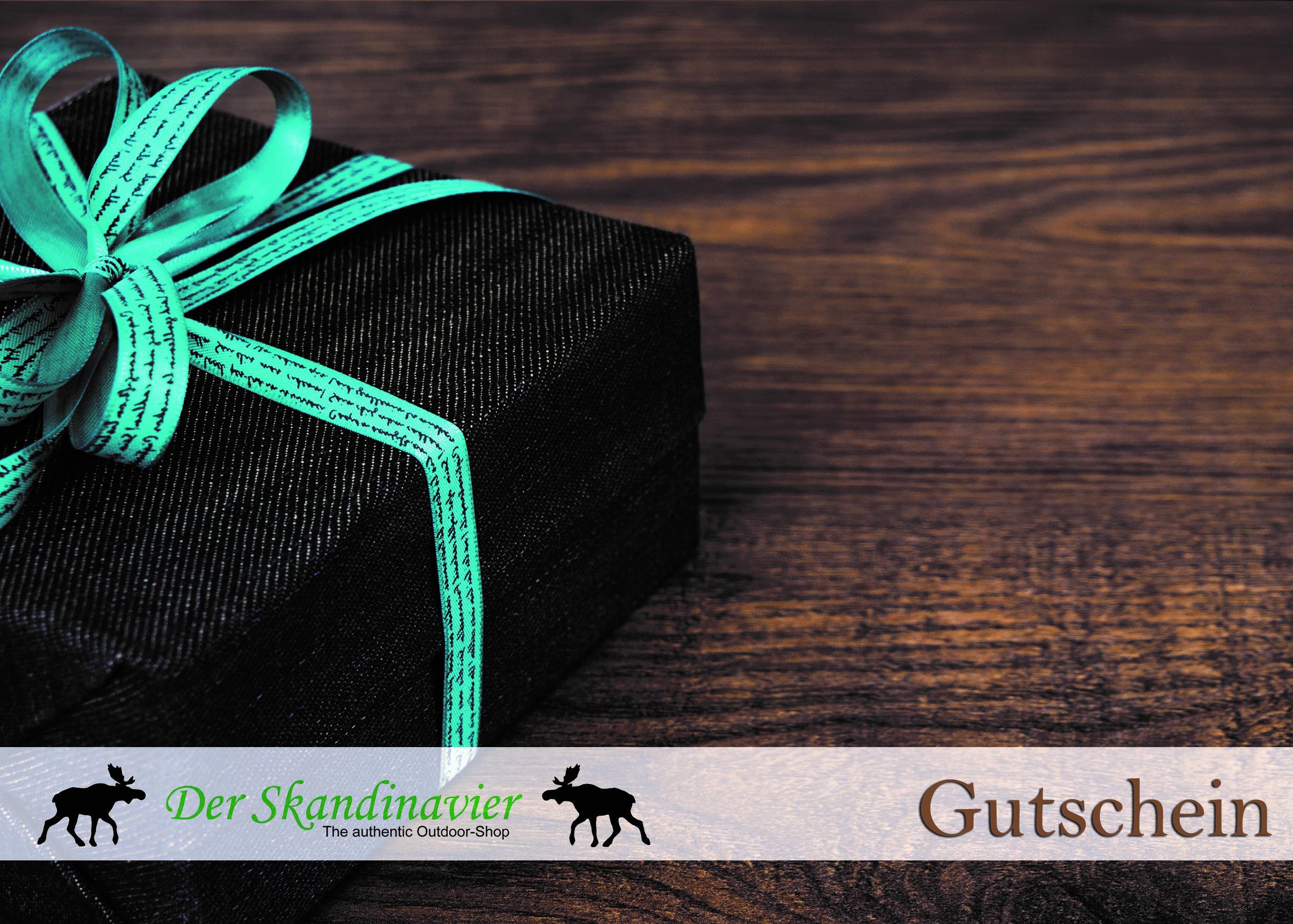 """Geschenk - Gutschein """"Motiv Geschenk"""""""