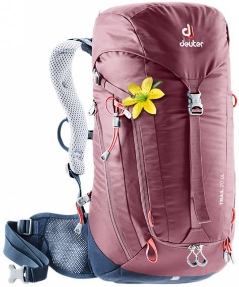 """Deuter """"Trail 20 SL"""" - maron"""