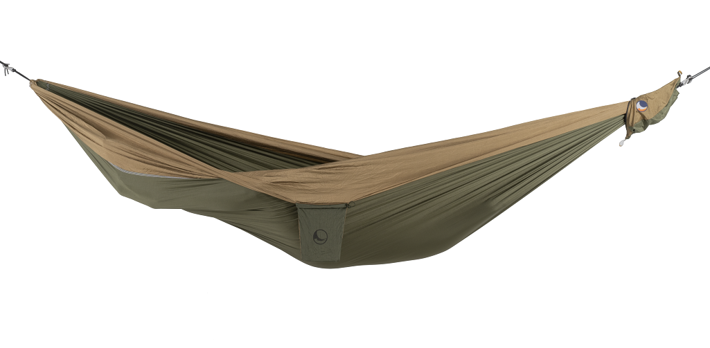 "Ticket to the Moon ""Original Hammock"" - armygreen/ brown"